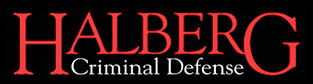 Halberg Criminal Defense Logo